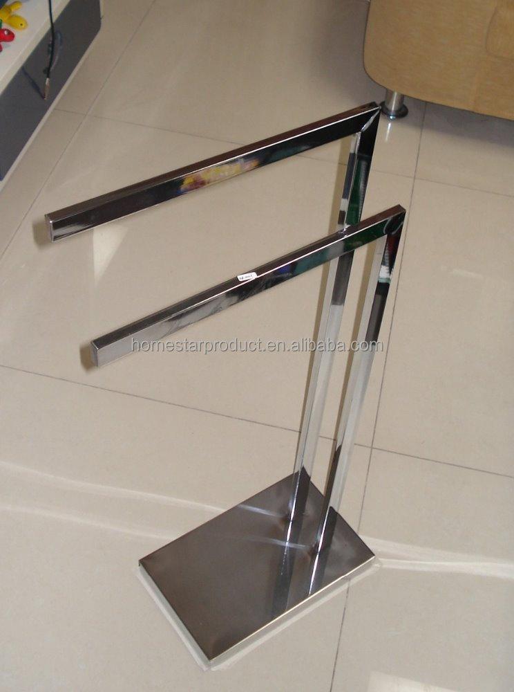 Accesorios de ba o de acero inoxidable toallero for Precios accesorios para banos acero inoxidable