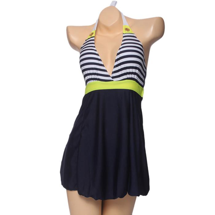 6534f0c8a3fe3 Get Quotations · Bikini Sets 2014 Push Up Plus Size Swimwear Triangle  Vintage High Waist swimsuit brizilian Free Shipping