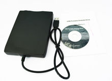 3.5'' External USB 2.0 Portable 1.44Mb Floppy Disk Drive Diskette