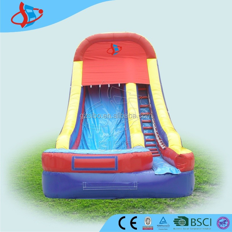 GMIF Wholesale used inflatable water slide,used inflatable obsacle