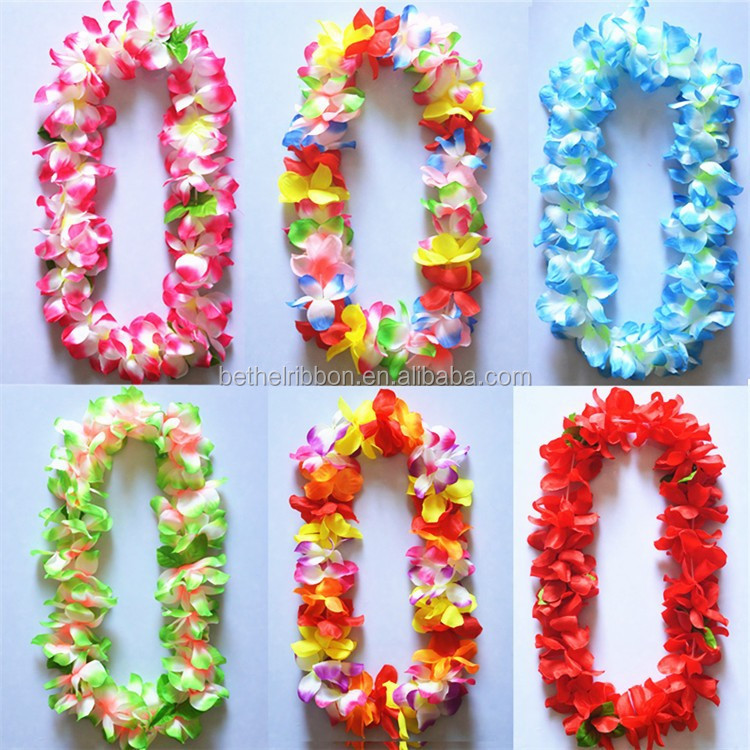 diy flower hawaiian watch tutorial lei craft hawaii necklace youtube paper