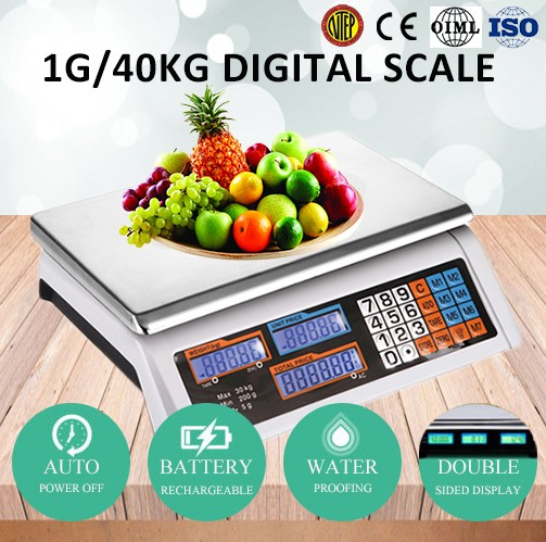 balanza electronic 40 kg Price computing weighing digital scale