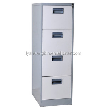 Office Metal Drawer Filing Cabinet/hanging File 4 Drawer Cabinet ...