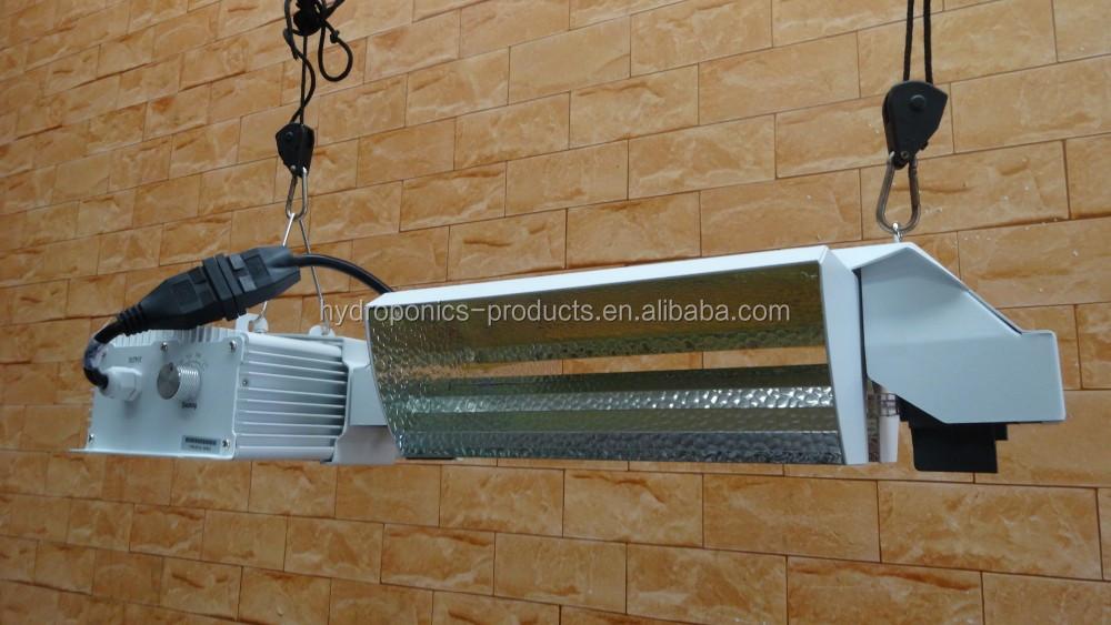 E-star Kit Grow Light Hps 1000w Double Ended Grow Lights Reflector ...