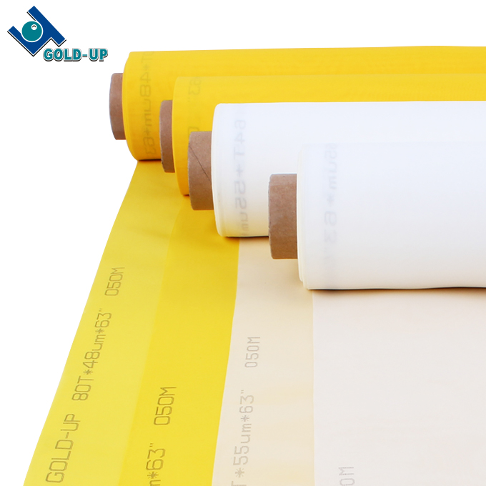 good price screen printing silk fabric used for screens
