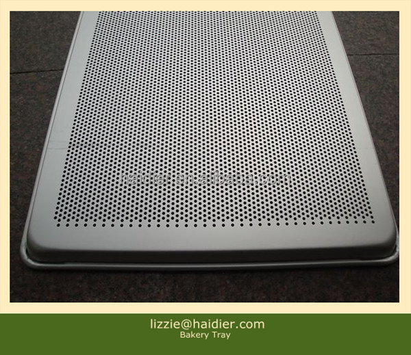 Equipment For Bakery Used Bread Trays Customized Pizza Pan