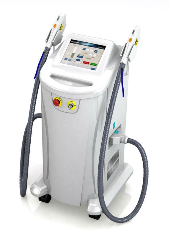 Syneron Elos Professional Pulsata Light Beauty Salon Equipment Laser Hair Removal Machine Hot Sale Keywordtga Fda