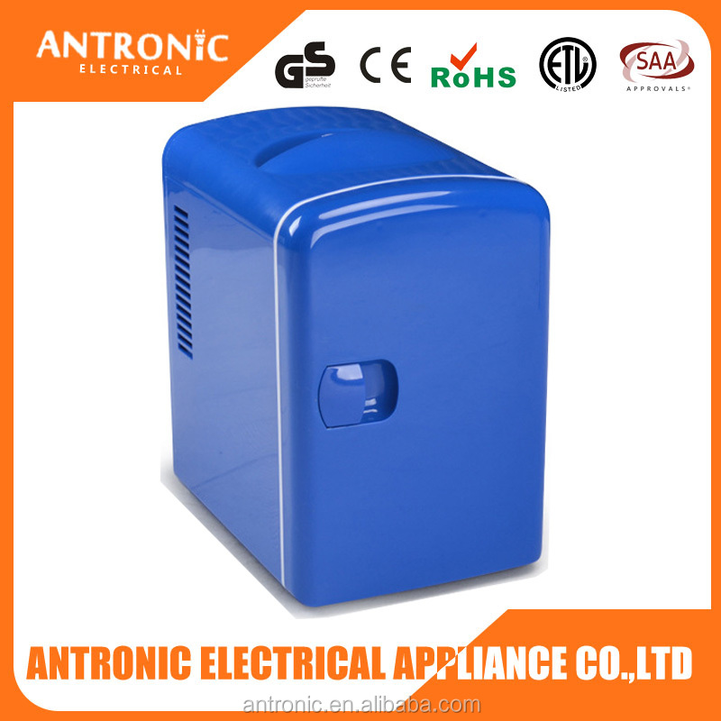 Antronic ATC-004B 4L thermoelectric cooling mini fridge for cosmetic