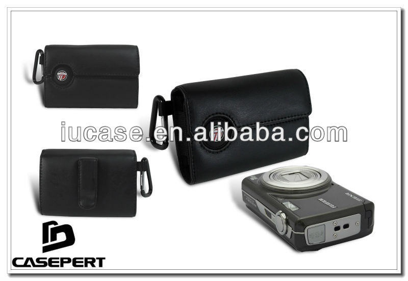 Hot Sale Soft PU Camera Video Cases for Canon, for Nikon for Sony