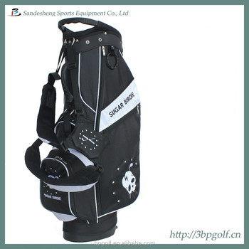 Custom embroidered japanese golf stand bags