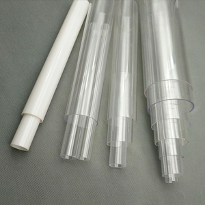 Transparent Polycarbonate Tube PC PETG tubing Clear pipes
