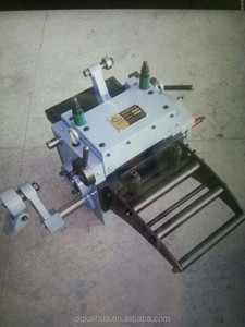 coil feeder for C type power press automatic feeding line