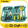 High quality 8pcs household hand tool set case made in china