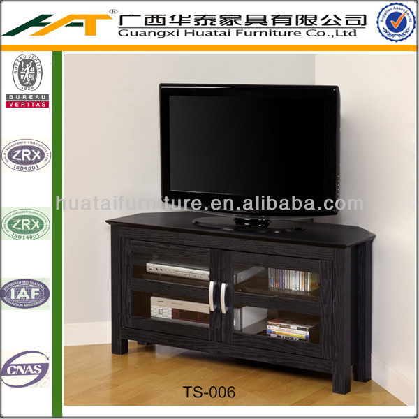 42-Inch Corner TV Stand | Entertainment Centers Console