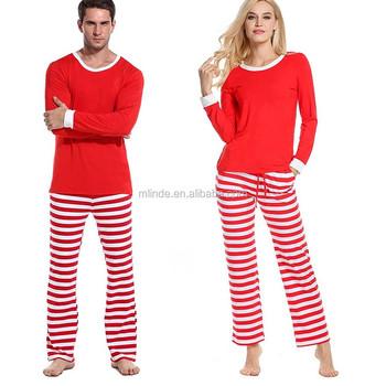 match family pajamas set flannel cotton wholesale kids christmas pajamas for whole family