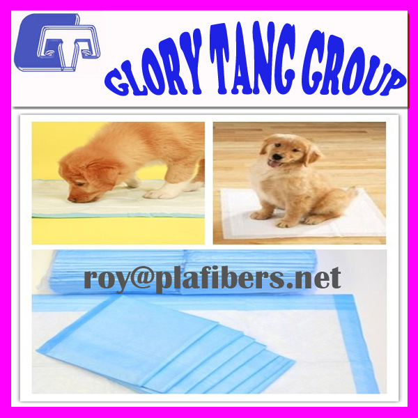 Puppy pee training pads for dog