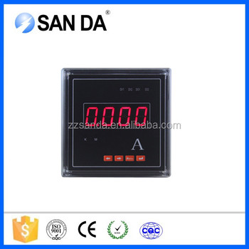 Ac/dc Single Phase Ammeter/current Meter/galvanometer From China ...