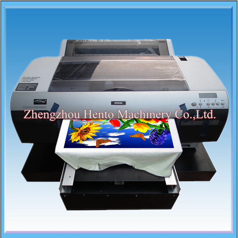 A1 a2 a3 digital t shirt printing machine prices t shirt for T shirt printer price