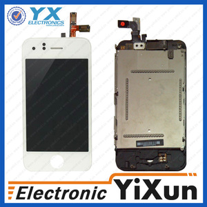 mobile phone spare part for iphone 3gs touch screen digitizer with lcd assembly