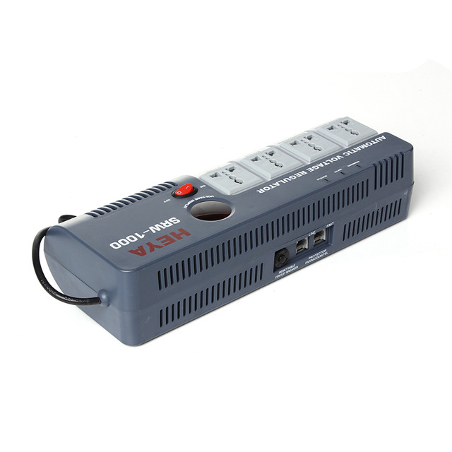Portable LED Display 1500 watt Automatic Voltage Stabilizer