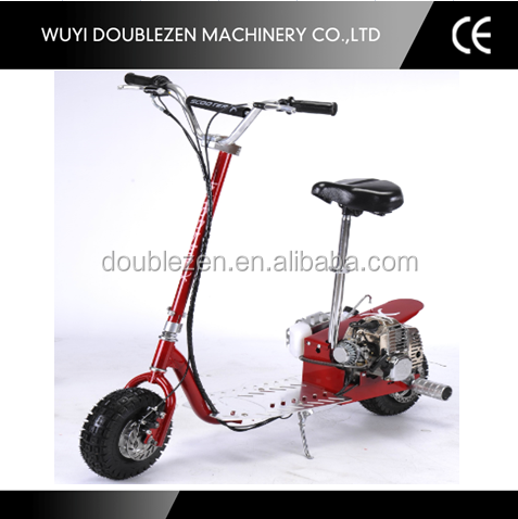 SCOOTER SCOOTERX 49CC 2 TEMPI A GAS
