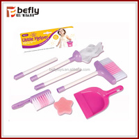Pretend house cleaning play set toy