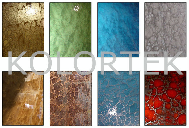 Kolortek Metallic Epoxy Pigments Floor Epoxy Garage Floor