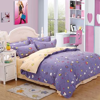 New Design China Factory Direct Sale Fancy Bed Sheets Wholesale
