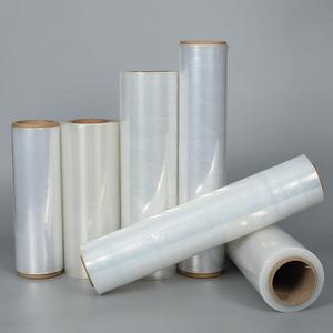 Large plastic wrap roll wrap plastic wrap jumbo roll