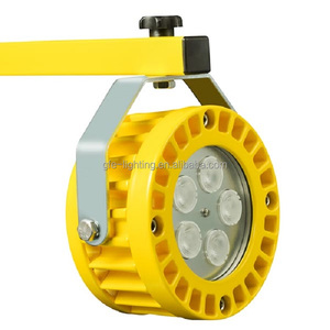 30w CE approved corrosion proof dock light with flexible arm