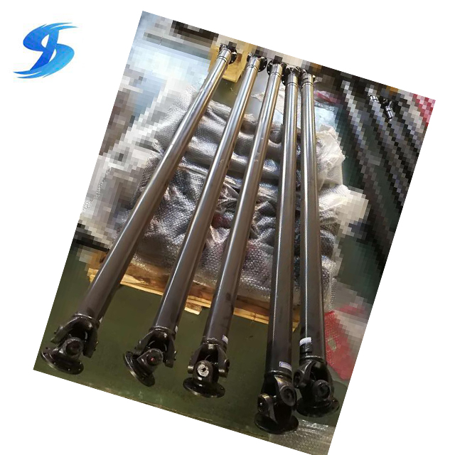 High speed Cardan Drive Shafts for Crane machinery