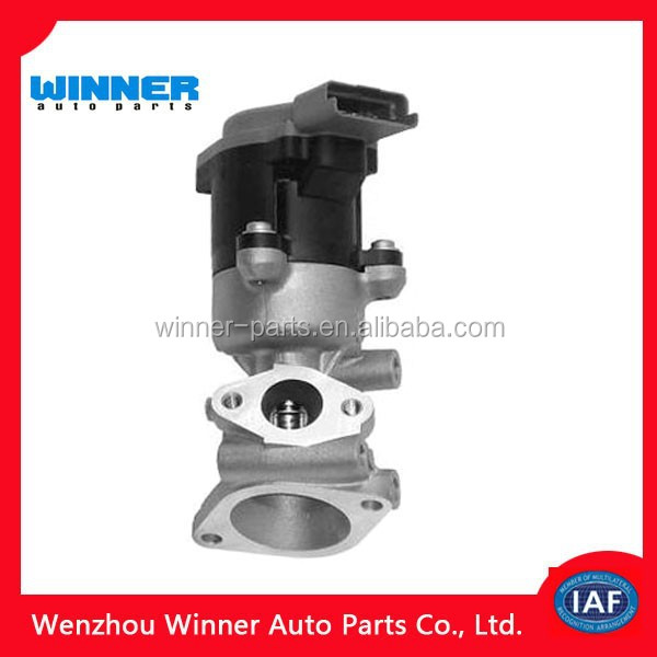 good quality China auto spare parts car EGR Valve peugeot 407 607 1618N6