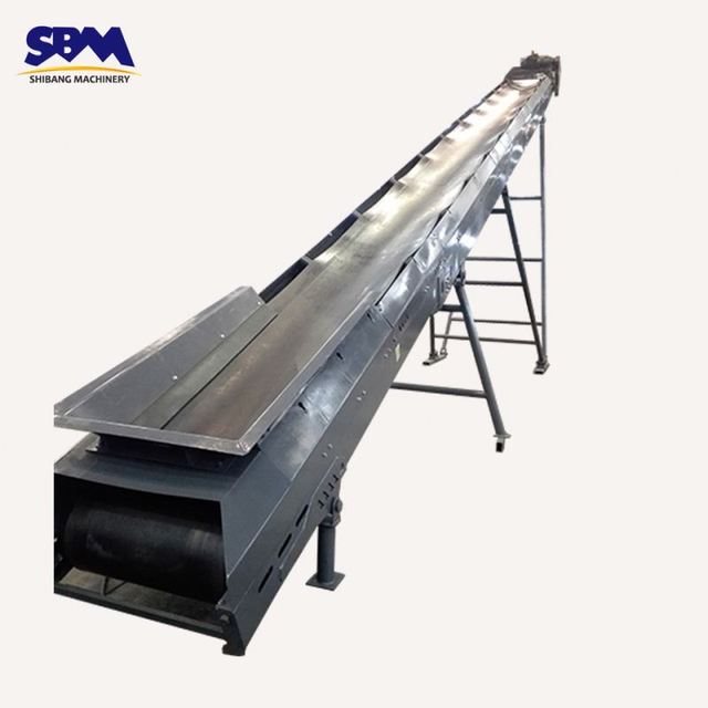 SBM low price high capacity easy maintain used rubber conveyor belt importers