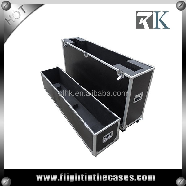 Univeral 50inch Plasma Hard Road Case Mixer Case