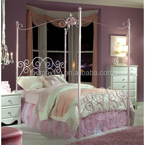 Furniture Princess Decorating Canopy Bed In Pink Metal Buy Furniture Princess Canopy Bed In Pink Metal Decorating Canopy Beds Metal Canopy Bed