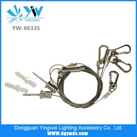 Best Selling Wire Rope Accessories For LED Lights