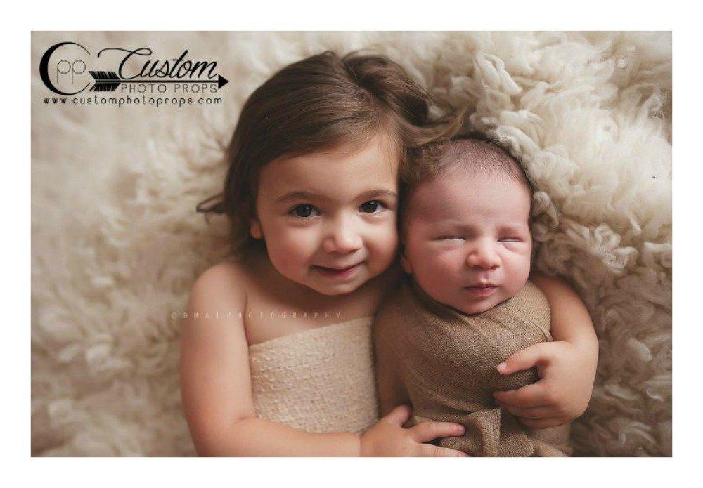 Buy Brown Stretch Baby Wrap Camel Lux Luxury Stretch Knit Newborn