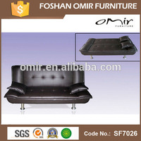 2016 New Arrival Omir furniture bed cum sofa salon furniture convertible sofa bed SF7026