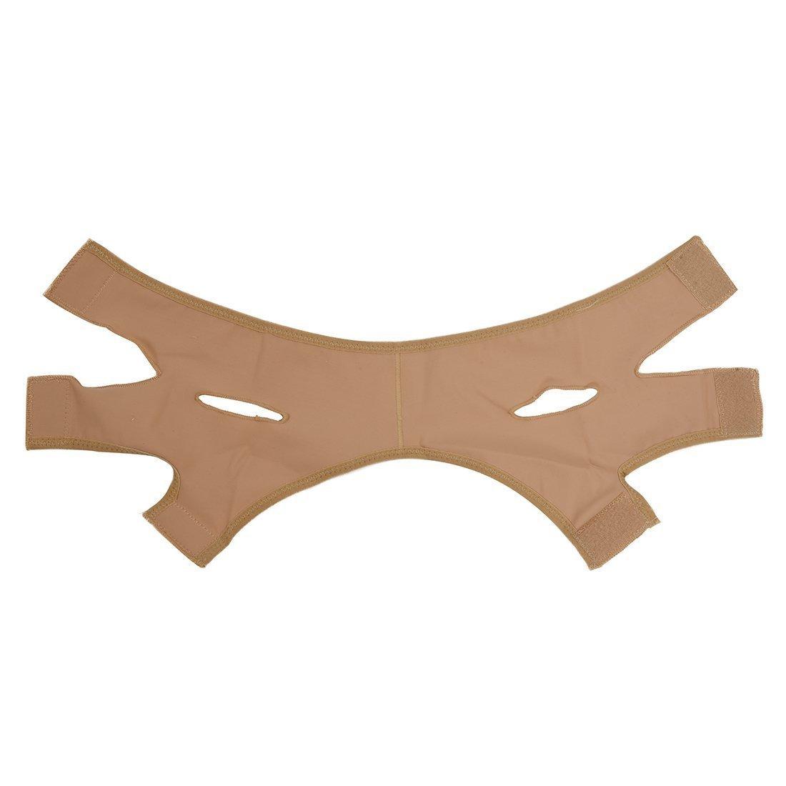 UPLIFT Face Mask Belt - TOOGOO(R) Slim Cheek Magic Face Slimming Mask Face Care Skin Lift Chin Face V-line Lifting Face Lift Bandage Scalp Face Belt Anti Wrinkle Sagging (L)