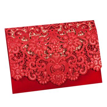 Wedding Favor Invitation Card Designer Gift Envelope