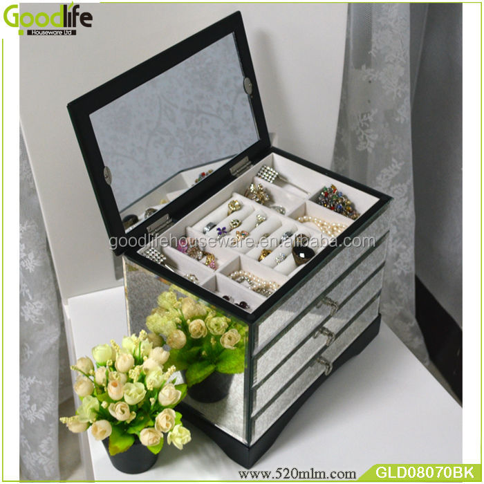 Chinese Jewelry Box With Antique Mirror Buy Jewelry BoxBox Of