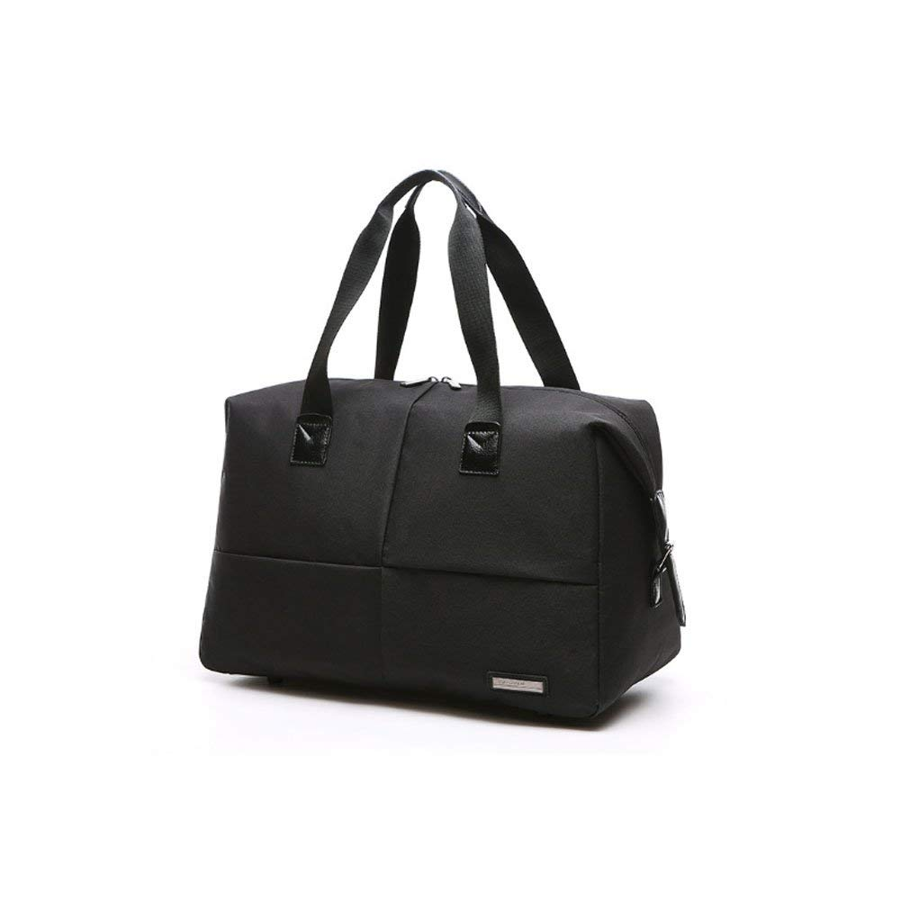 Leparvi Travel Duffel Bag Canvas Bag Weekend Bag Overnight