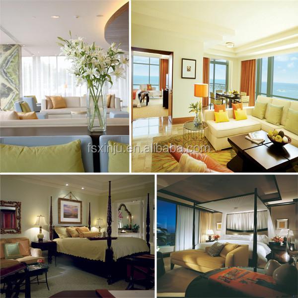 Luxury Hotel Bedroom Interior Design: Modern Luxury Hotel Lobby Furniture/bedroom Suite