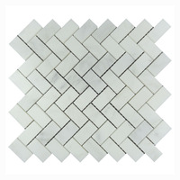 New product 2016 thickness 7mm marble mosaic tile With Long-term Service