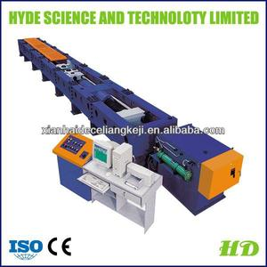 Custom design 2000KN Horizontal Tensile Testing Machine for slings