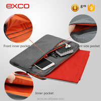 New design EXCO wear resistance custom waterproof 13 inch pattern nylon laptop computer sleeve bag