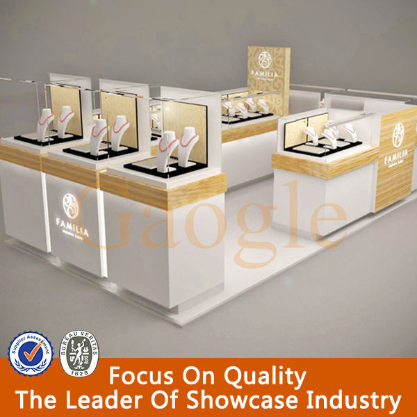 Top End Wood Gl Trade Show Jewelry Display Cabinets Case