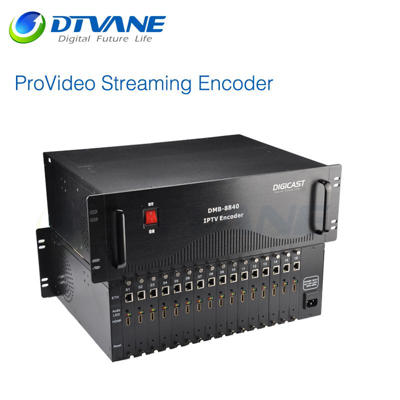 1080P H 264 Digital TV Headend Equipment Catv Encoder HD MI Streaming  Encoder IPTV, View digital tv headend equipment catv encoder, DIGICAST  Product