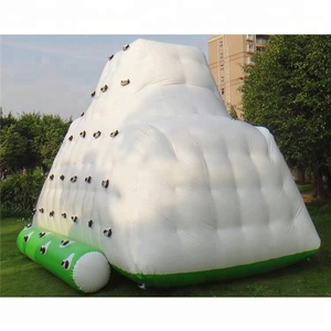 High Quality Big Inflatable Ocean Water Iceberg Toys