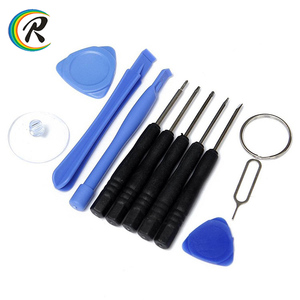 11 in 1 Cell Phone Repair Tools Kit for Samsung Phone Hand Tool Set for iPhone 6 6 plus 5 5s 4